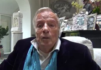 Franco Zeffirelli, l'ultima intervista all'Ansa