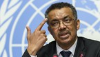 Director general of the WHO Tedros Adhanom Ghebreyesus (ANSA)