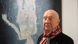 Exhibition 'Baselitz-Academy' in Venice (ANSA)