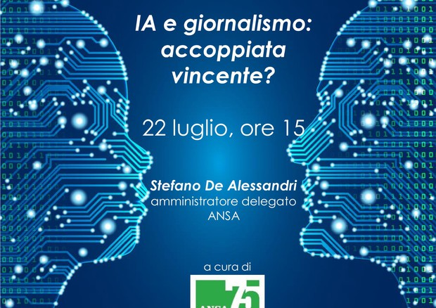 intelligenza artificiale © ANSA