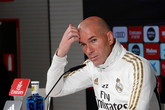 Real Madrid's press conference (ANSA)