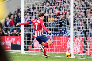 Atletico Madrid vs Deportivo Alaves (ANSA)