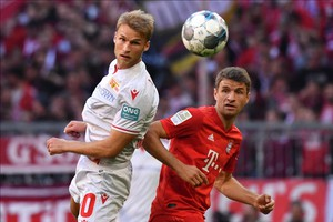 Bundesliga: Bayern-Union Berlin 2-1 (ANSA)