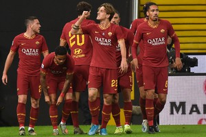 Serie A: Udinese-Roma  (ANSA)