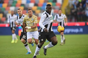 Serie A: Udinese-Spal 0-0 (ANSA)