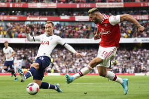 Premier League: Arsenal-Tottenham 2-2 (ANSA)