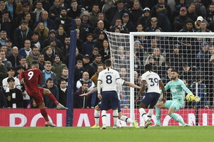 Premier League: Tottenham-Liverpool 0-1 (ANSA)