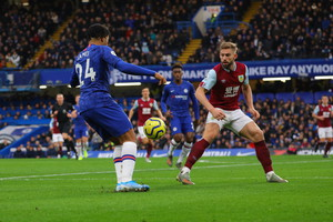 Premier League: Chelsea-Burnley 3-0 (ANSA)