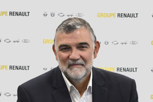 Gilles Le Borgne nuovo responsabile engineering Renault (ANSA)