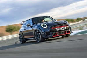 John Cooper Works GP, come trasformare una pacifica Mini in un bolide (ANSA)
