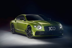 Bentley Pikes Peak Mulliner (ANSA)