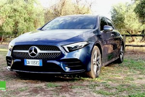 Mercedes Classe A 250e EQ Power – L'efficienza prima di tutto (ANSA)
