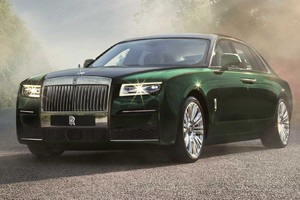 Rolls Royce Ghost, con Extended ancora più lusso (ANSA)