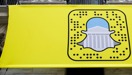 Snapchat, lascia il Chief Financial Officer(ANSA)