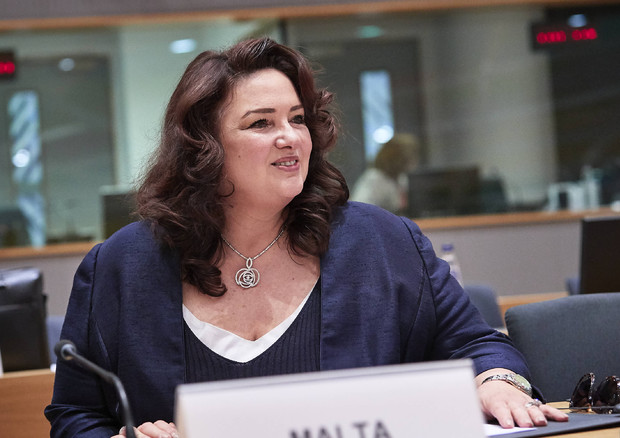 Helena Dalli - fonte: EU Council (ANSA)