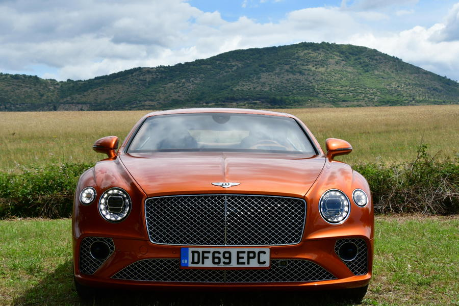 Bentley Continental Gt V8 ©