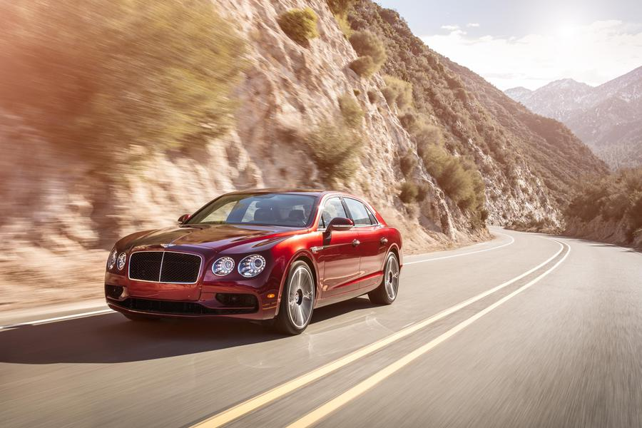 Bentley Flying Spur, raggiunta quota 40 mila esemplari © Ansa