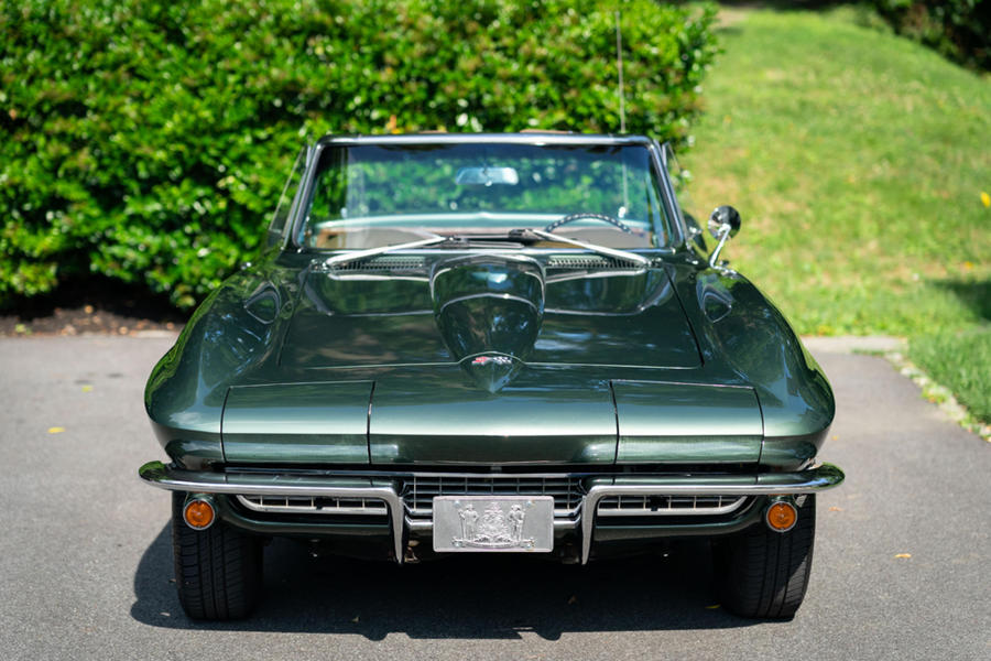Chevrolet Corvette Stingray 1967, primo proprietario Presidente Biden ©